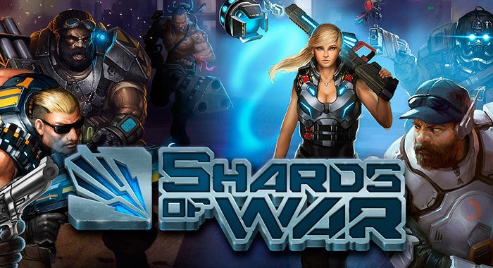 Shards of War - браузерный MOBA шутер
