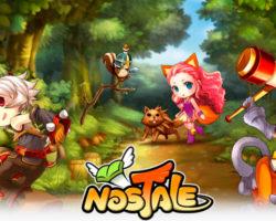 NosTale - браузерная 3D игра в стиле фэнтези