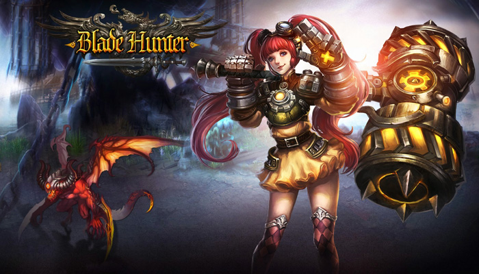 Blade Hunter - браузерная онлайн игра