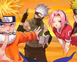 Ninja Saga - бесплатная онлайн игра