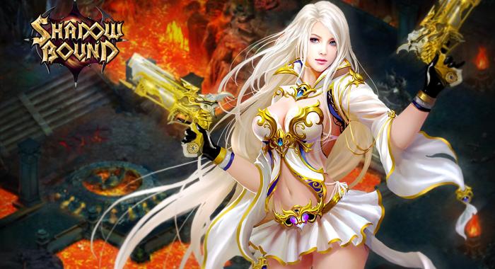 Shadowbound - обзор новой браузерной MMORPG в жанре фэнтези