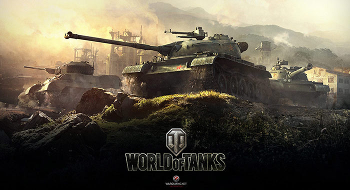 Бесплатная игра про танки World of Tanks