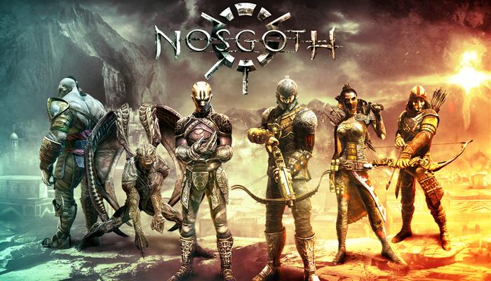 Nosgoth - клиентская онлайн игра про вампиров