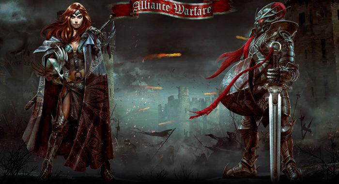Alliance Warfare - онлайн стратегия про средневековье