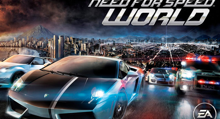 Need for Speed World - онлайн гонки 3D в браузере!