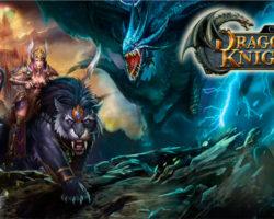 Dragon Knight - браузерная многопользовательская ролевая игра