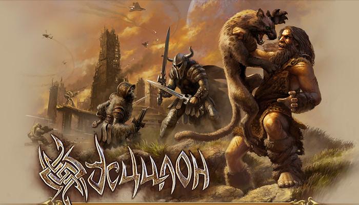Эсцелон - браузерная MMORPG про каменный век