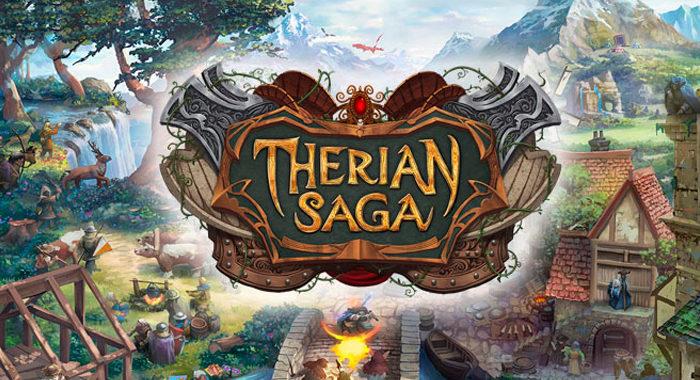 Therian Saga - браузерная MMORPG с непрямым контролем героев