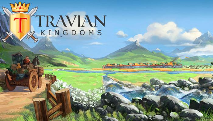 Travian Kingdoms - онлайн стратегия про средневековье