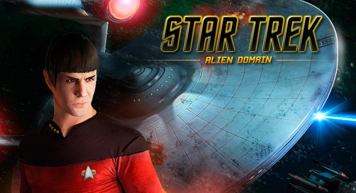 Star Trek Alien Domain - браузерная космическая игра