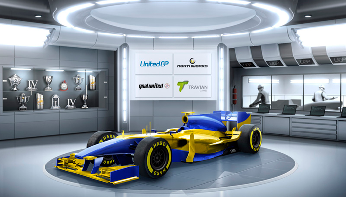 UnitedGP онлайн стимулятором менеджера команды Формула-1