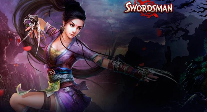 Swordsman Online - файтинг в стиле Кунг-Фу: