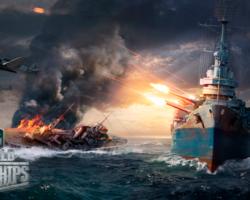 World of Warships - военный симулятор Второй Мировой Войны