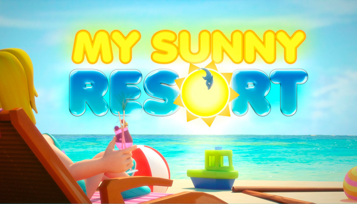 My Sunny Resort - браузерная онлайн игра, симулятор туристического острова
