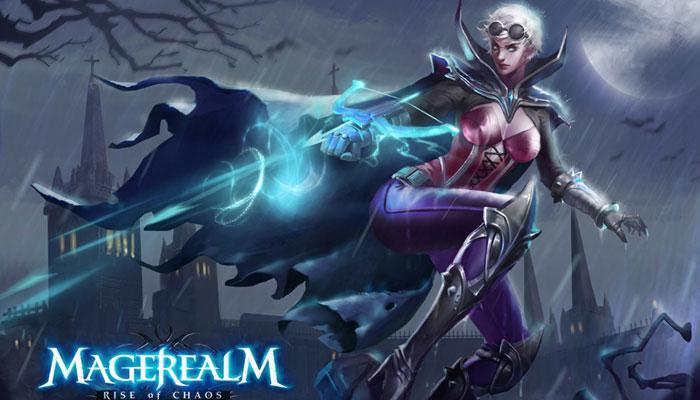 Magerealm - официальный сайт, играть онлайн бесплатно