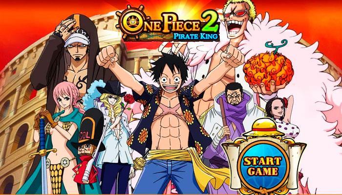 One Piece 2 Pirate Kings - официальный сайт, играть онлайн бесплатно