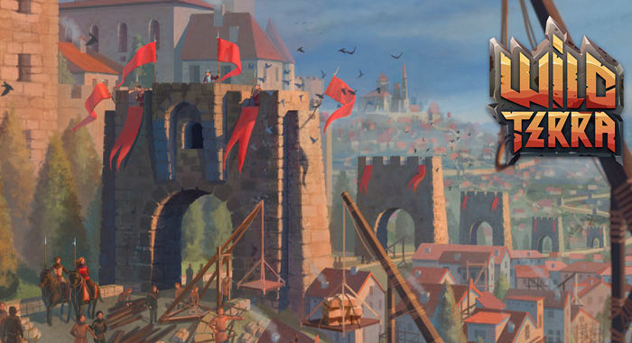 Wildterra - онлайн игра, симулятор жизни в средневековье