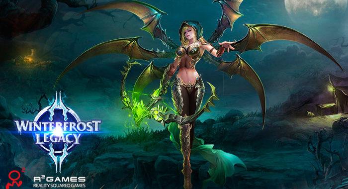 Winterfrost Legacy - официальный сайт, играть онлайн