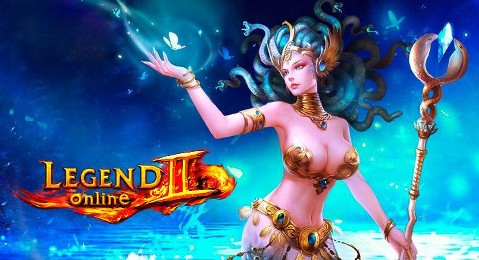 Legend Online 2 - браузерная MMORPG с элементами фэнтези