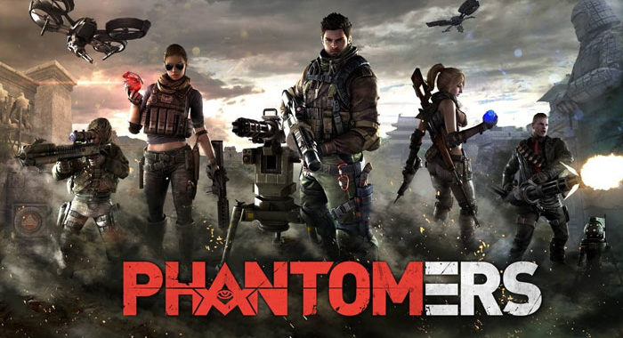 Phantomers - бесплатный тактический онлайн шутер