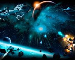 Звездная Федерация - браузерная космическая онлайн стратегия