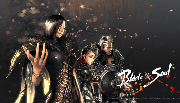 Blade and Soul - клиентская MMORPG в стиле аниме