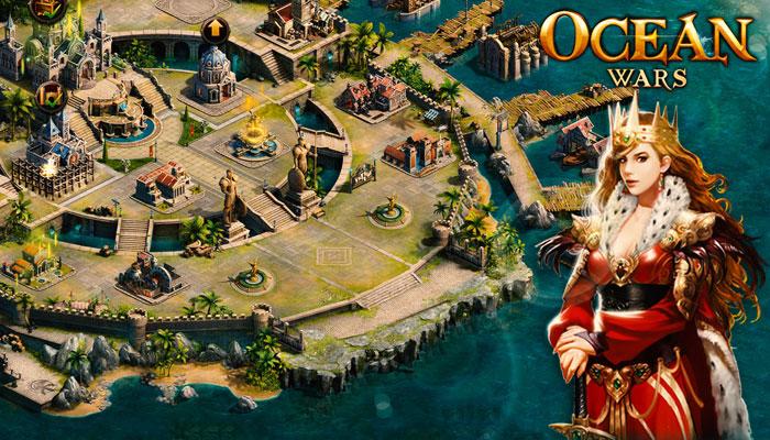 Ocean Wars - браузерная стратегия про пиратов