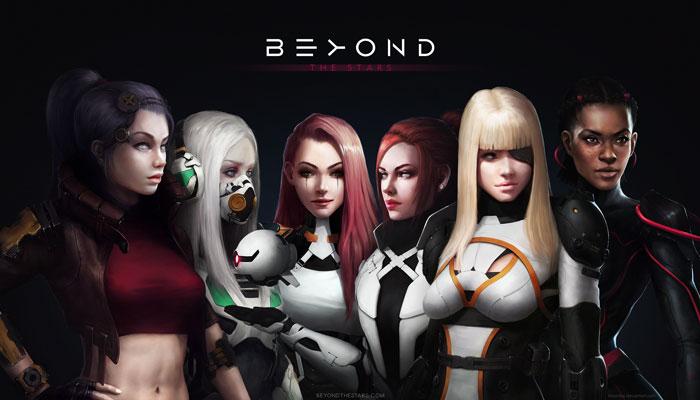 Beyond the Stars - космическая браузерная игра в жанре MMORPG и стратегии