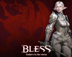 Bless - клиентская MMORPG с масштабными битвами