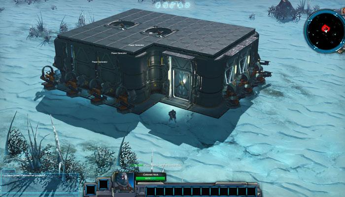 Colonies Online - космическая клиентская MMORPG