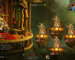 Dark Fury - бесплатная браузерная MMORPG