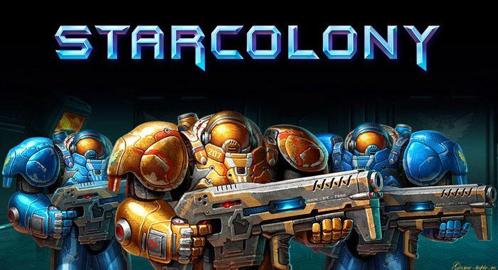 Star Colony - космическая ролевая игра