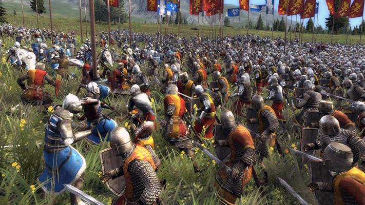 Серия Medieval: Total War