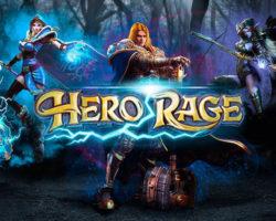 Hero Rage - браузерная пошаговая MMORPG