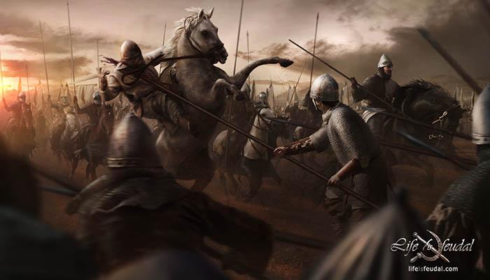 """Life is Feodal - историческая MMORPG с элементами """"Песочницы"""""""