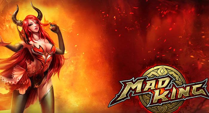 Mad King - 3D браузерная фэнтези РПГ в мире магии