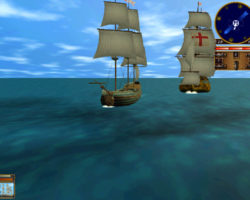 Корсары Проклятие дальних морей скриншоты