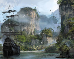 Assassin's Creed IV Black Flag скриншоты