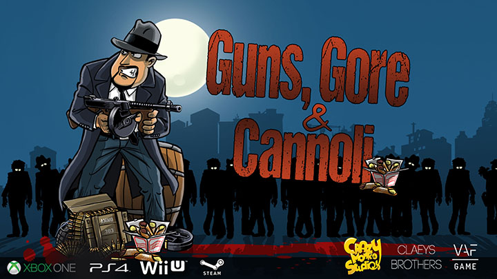Guns, Goreand Cannoli