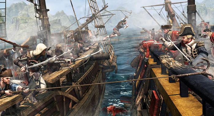Лучшие 5 игр про морские сражения на ПК
