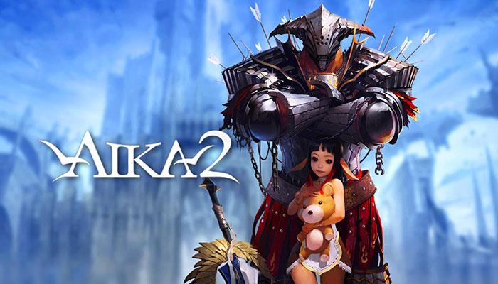 Aika 2 - клиентская MMORPG фэнтези с массовыми PvP битвами