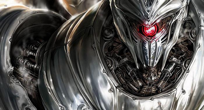 RF Online - MMORPG с масштабными сражениями про роботов