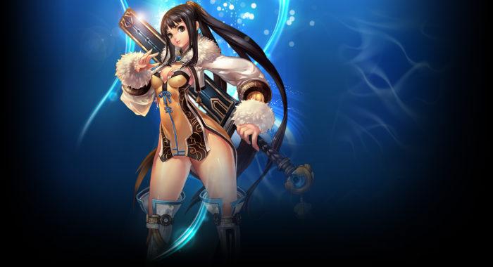 Селестия - браузерная 3D MMORPG про восточные легенды