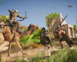 СкриншотыAssassin's Creed Origins