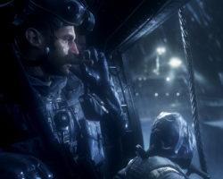 Call of Duty Modern Warfare Remastered скриншоты