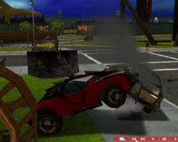 СкриншотыCarmageddon TDR 2000