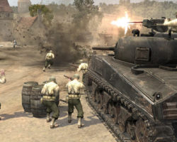 СкриншотыCompany of Heroes