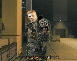 СкриншотыDeus Ex: Human Revolution