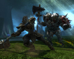 Скриншоты Kingdoms of Amalur: Reckoning