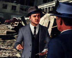 СкриншотыL.A. Noire
